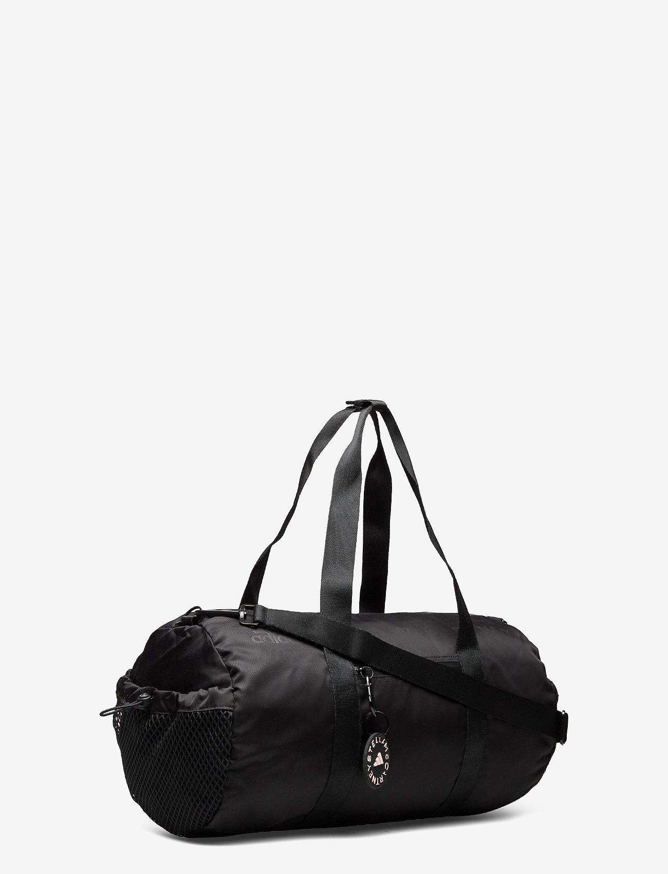 adidas by Stella McCartney - Round Studio Bag W - gym bags - black/sofpow - 2