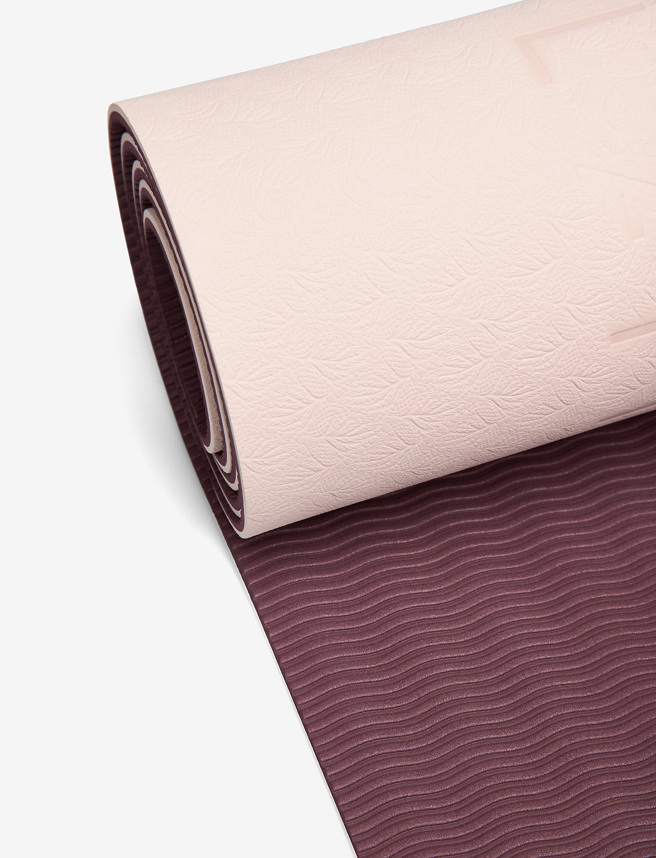 adidas by Stella McCartney - Yoga Mat W - yoga mats & accessories - pearos/maroon - 2