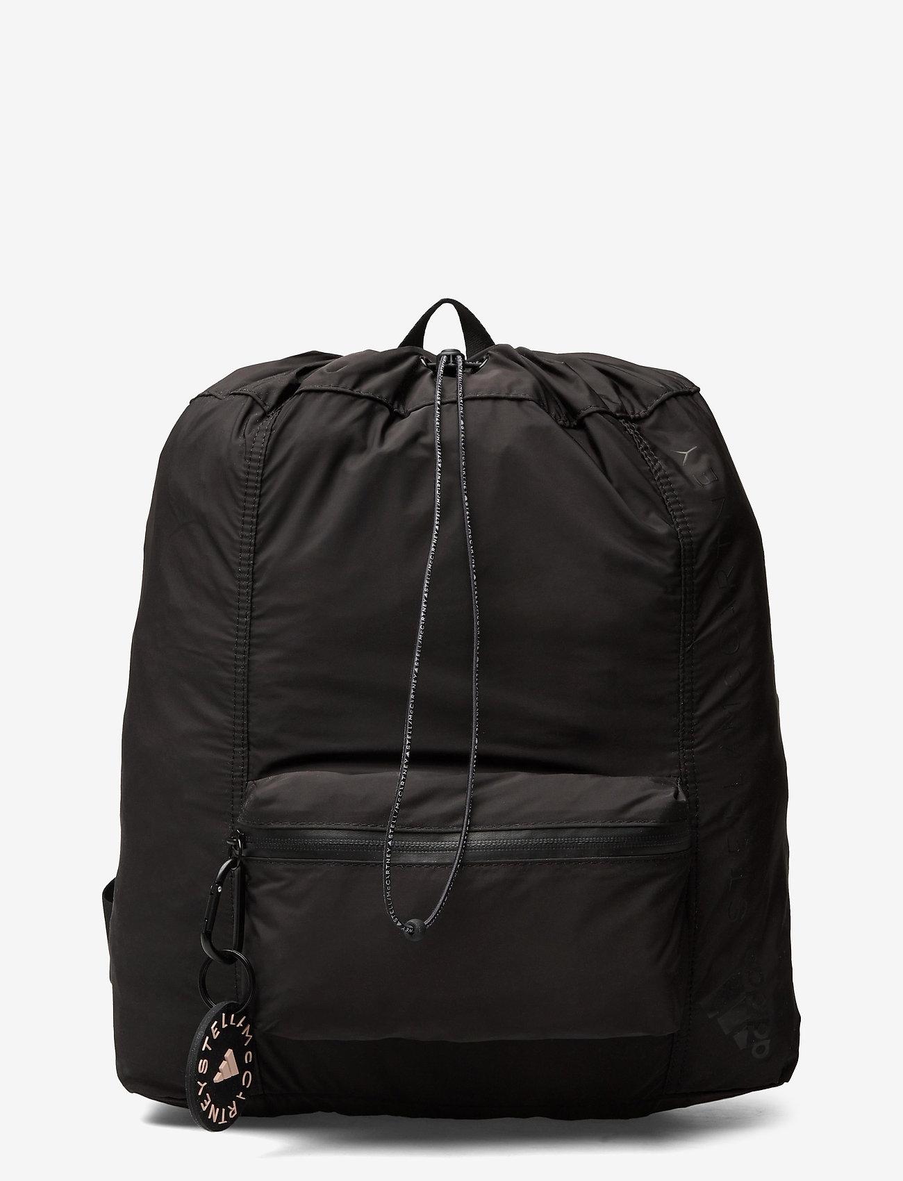 adidas by Stella McCartney - Gym Sack W - sport - black/black/sofpow - 1