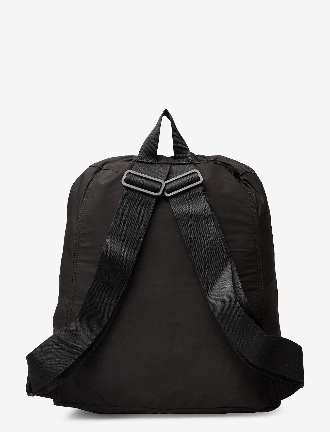 adidas by Stella McCartney - Gym Sack W - new arrivals - black/black/sofpow - 2