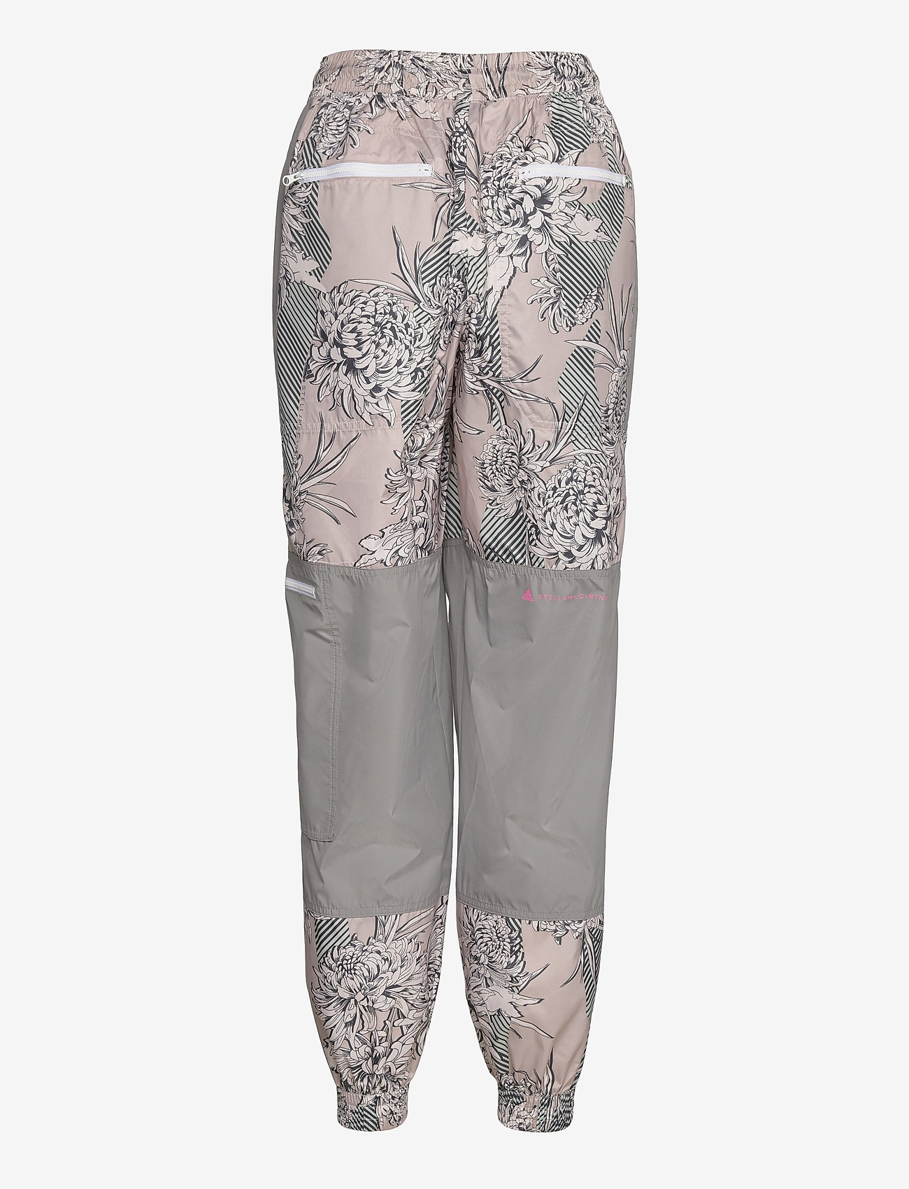 adidas by Stella McCartney - Future Playground Woven Pants W - sportbroeken - pnktin/talc/pearos/bl - 1