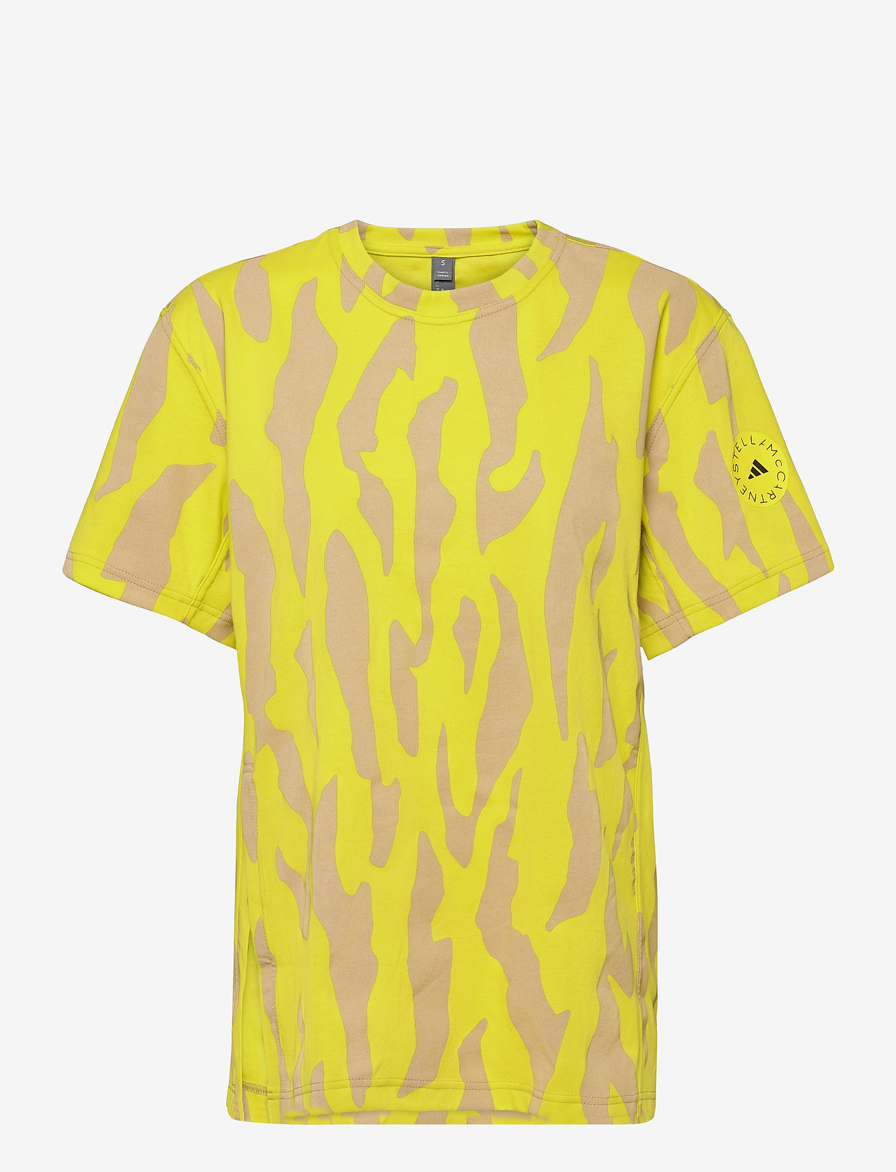 adidas by Stella McCartney - Future Playground T-Shirt W - t-shirts - aciyel/pearos - 1