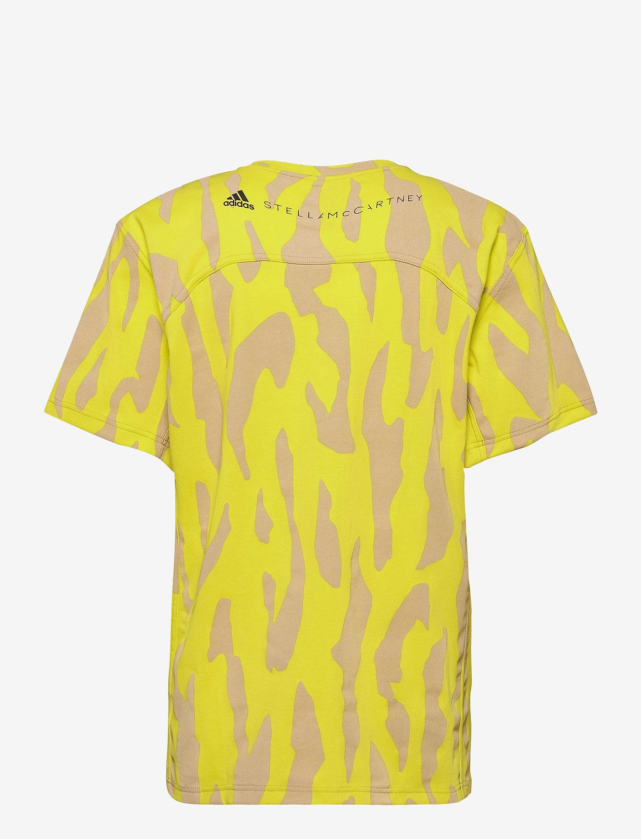 adidas by Stella McCartney - Future Playground T-Shirt W - t-shirts - aciyel/pearos - 2