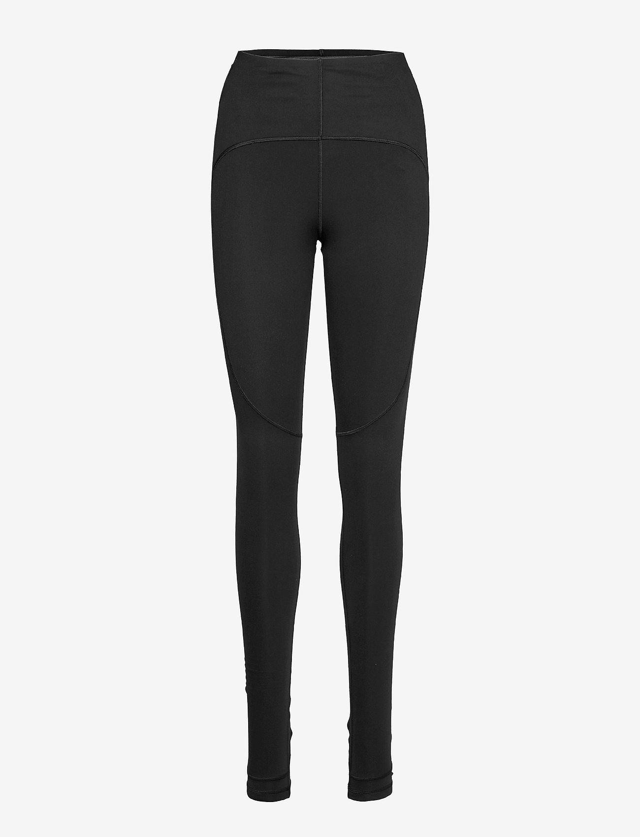 adidas by Stella McCartney - TrueStrength High Waist Yoga Tights W - tights & shorts - black - 0