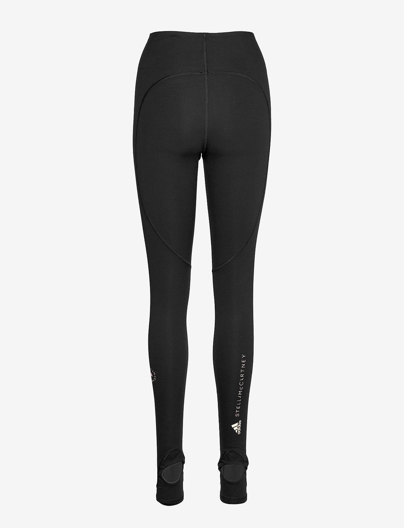 adidas by Stella McCartney - TrueStrength High Waist Yoga Tights W - tights & shorts - black - 1