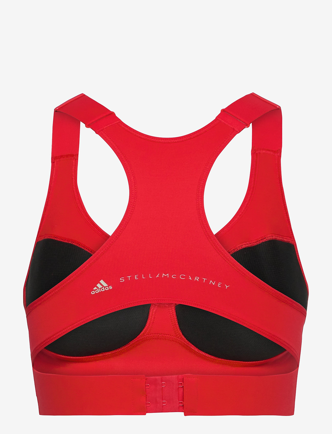 adidas by Stella McCartney - TruePace High Support Bra W - sport-bh: hög - vivred - 2