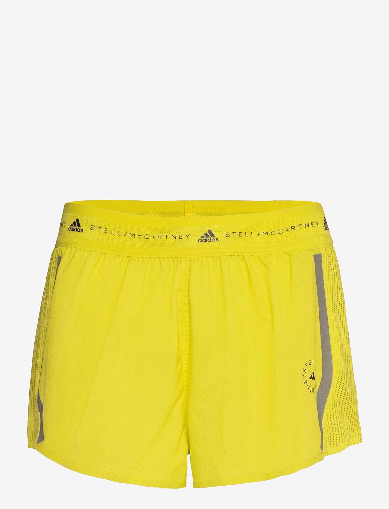 adidas by Stella McCartney - TruePace Multipurpose Shorts W - training shorts - aciyel - 1