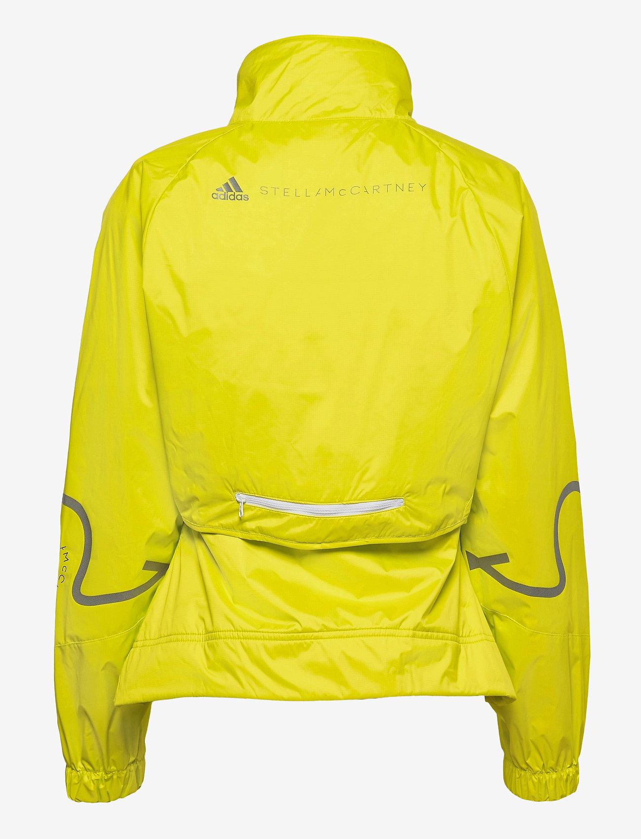 adidas by Stella McCartney - TruePace Two-In-One Jacket W - training jackets - aciyel - 2