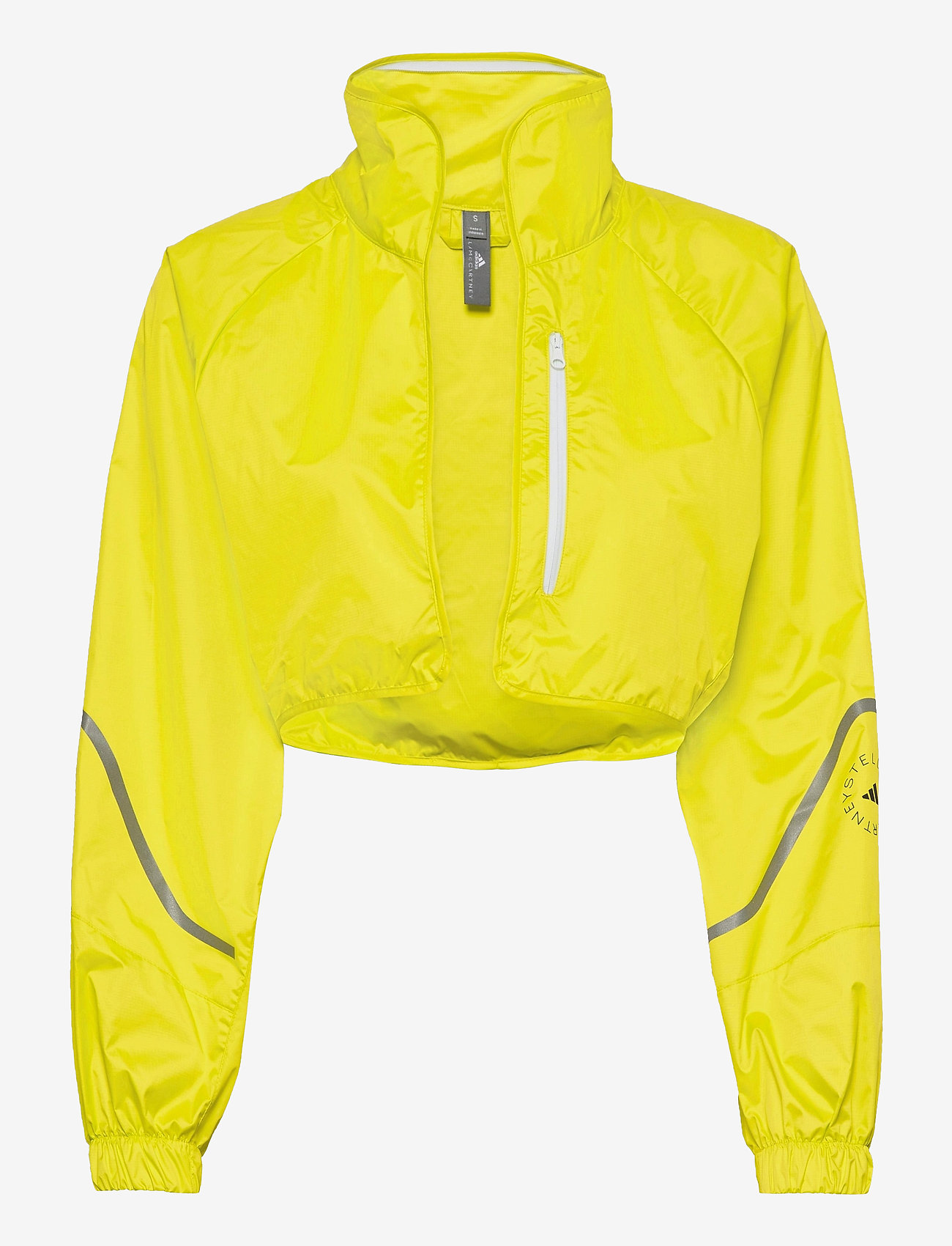 adidas by Stella McCartney - TruePace Two-In-One Jacket W - training jackets - aciyel - 5