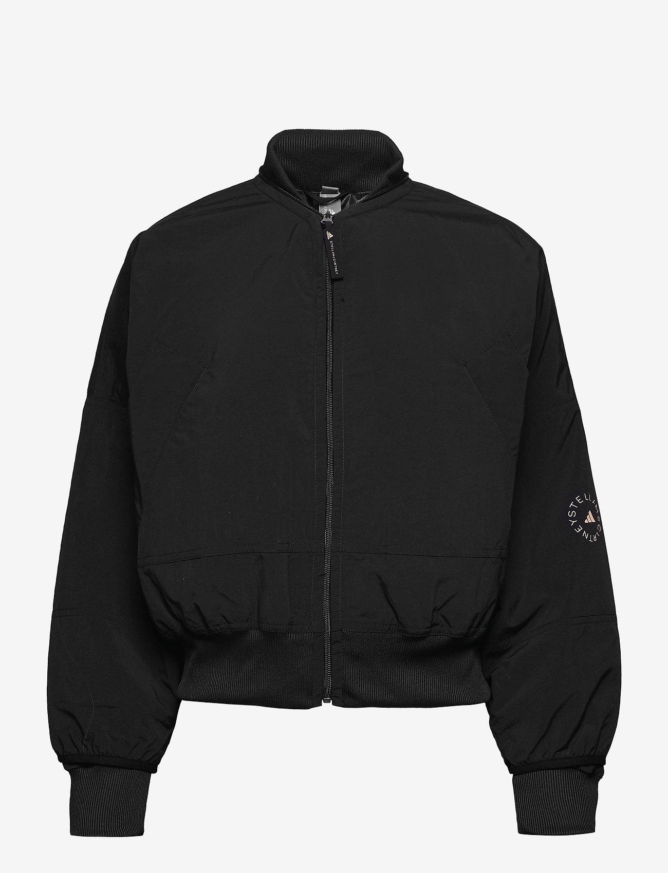 adidas by Stella McCartney - Woven Bomber Jacket W - bomberjacken - black - 1