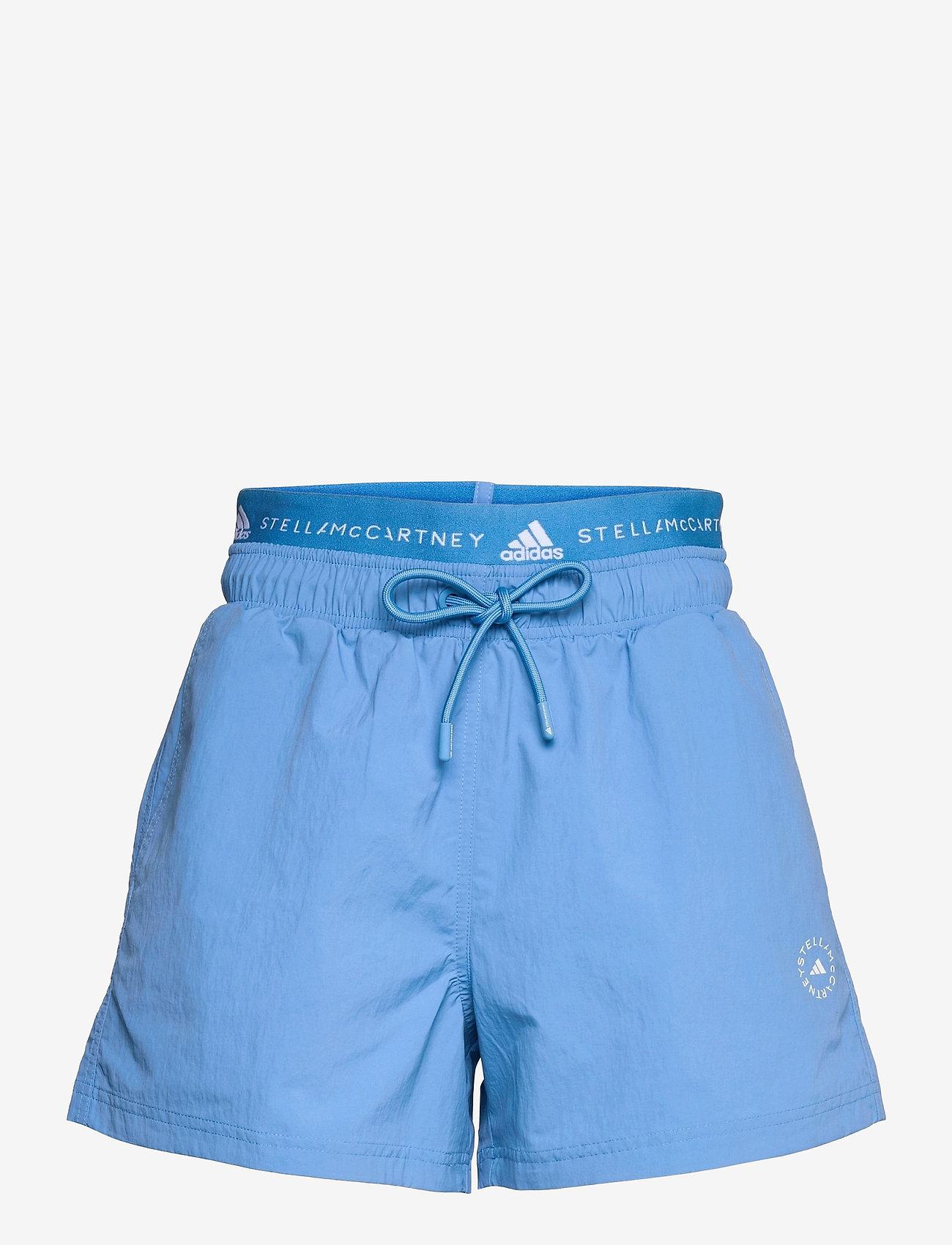 adidas by Stella McCartney - Sportswear Woven Shorts W - training shorts - stoblu - 0