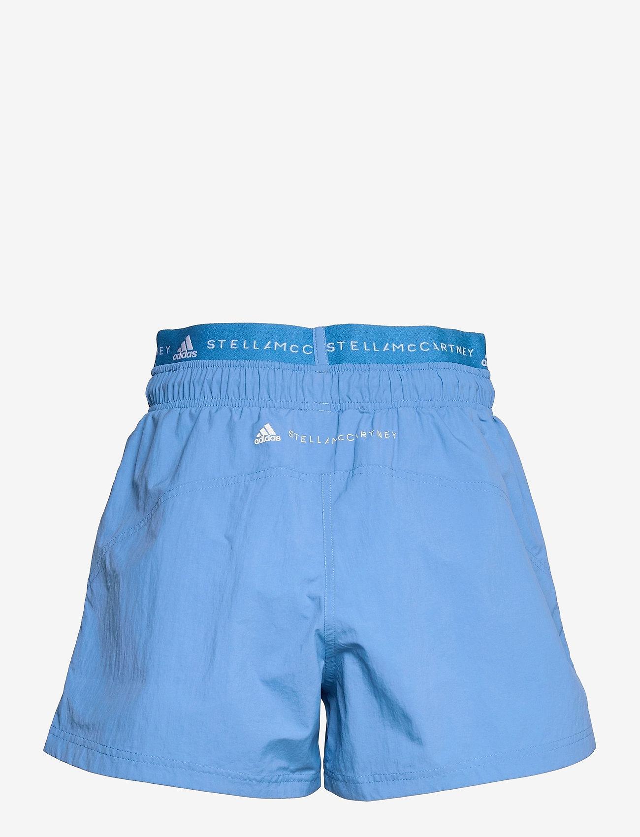 adidas by Stella McCartney - Sportswear Woven Shorts W - training shorts - stoblu - 1