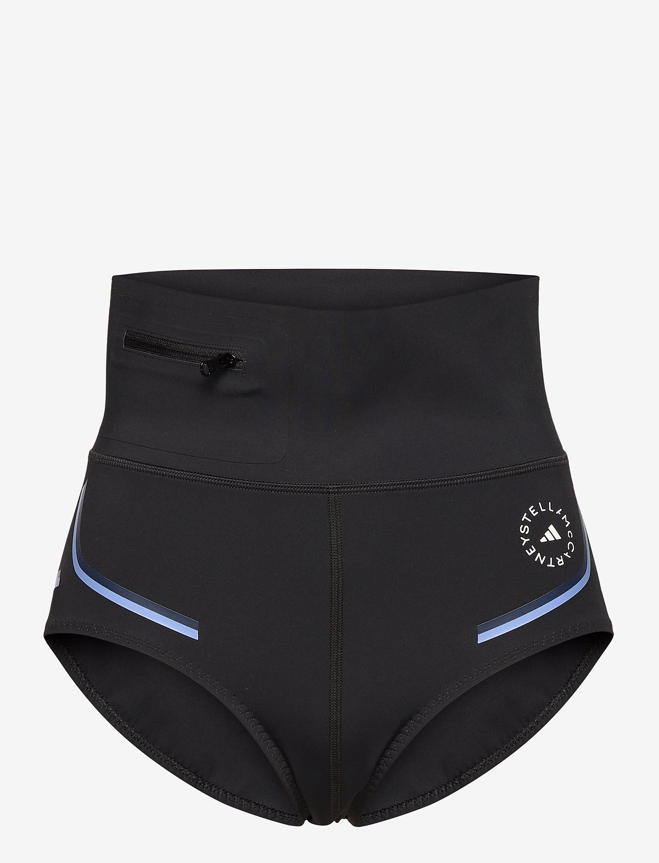 adidas by Stella McCartney - BeachDefender Bikini Bottoms W - bikinitrosor - black - 1
