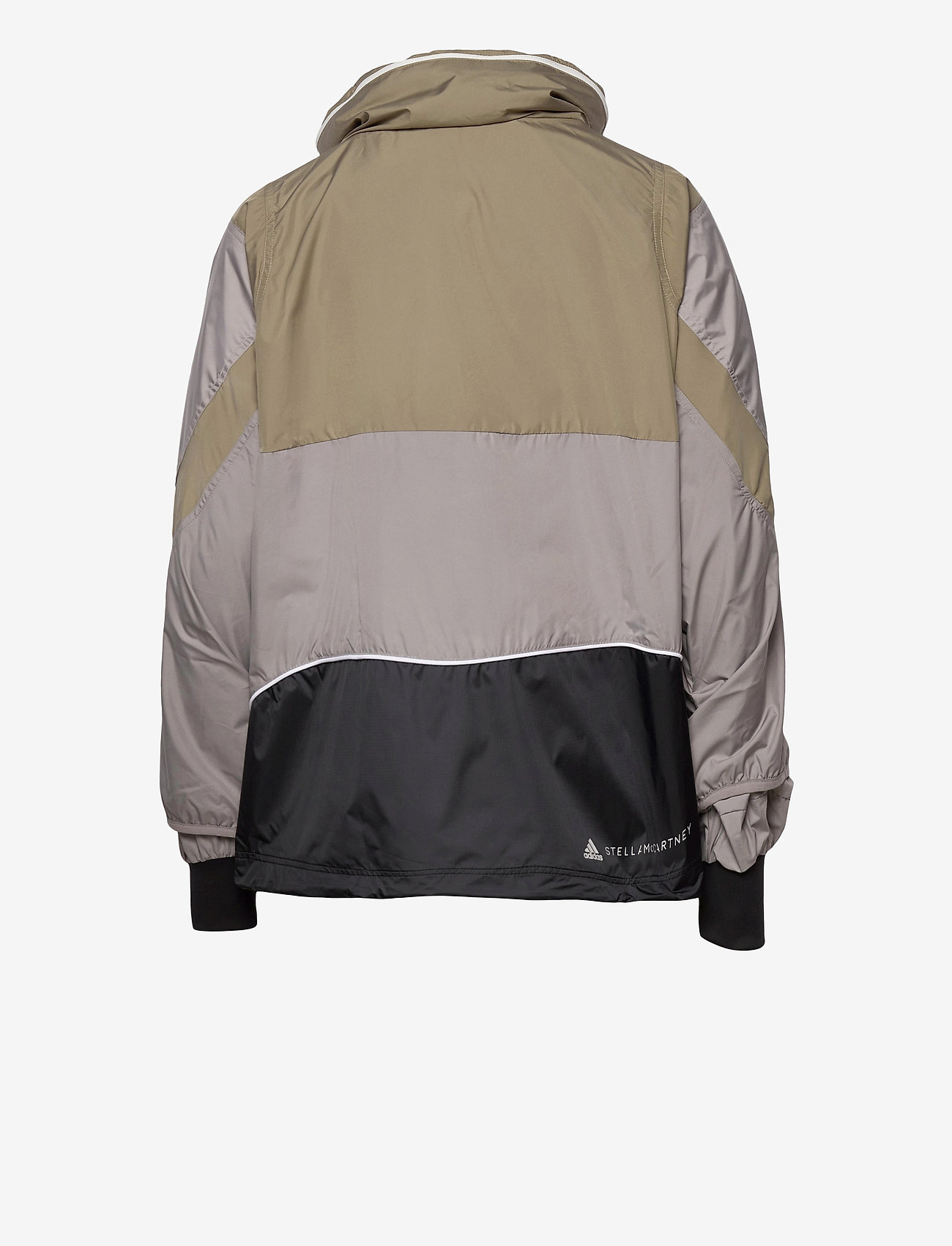 adidas by Stella McCartney - Training Suit Jacket W - training jackets - dovgry/clay/black - 2