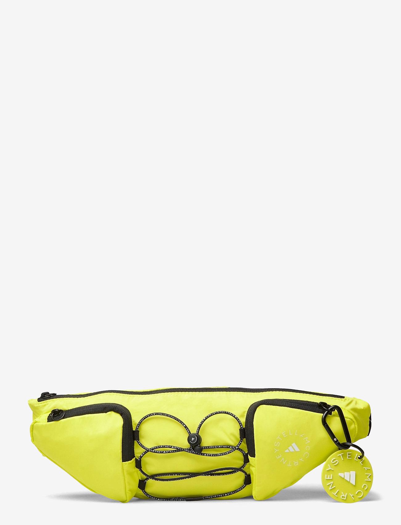 adidas by Stella McCartney - aSMC BUMBAG - belt bags - aciyel/black - 0