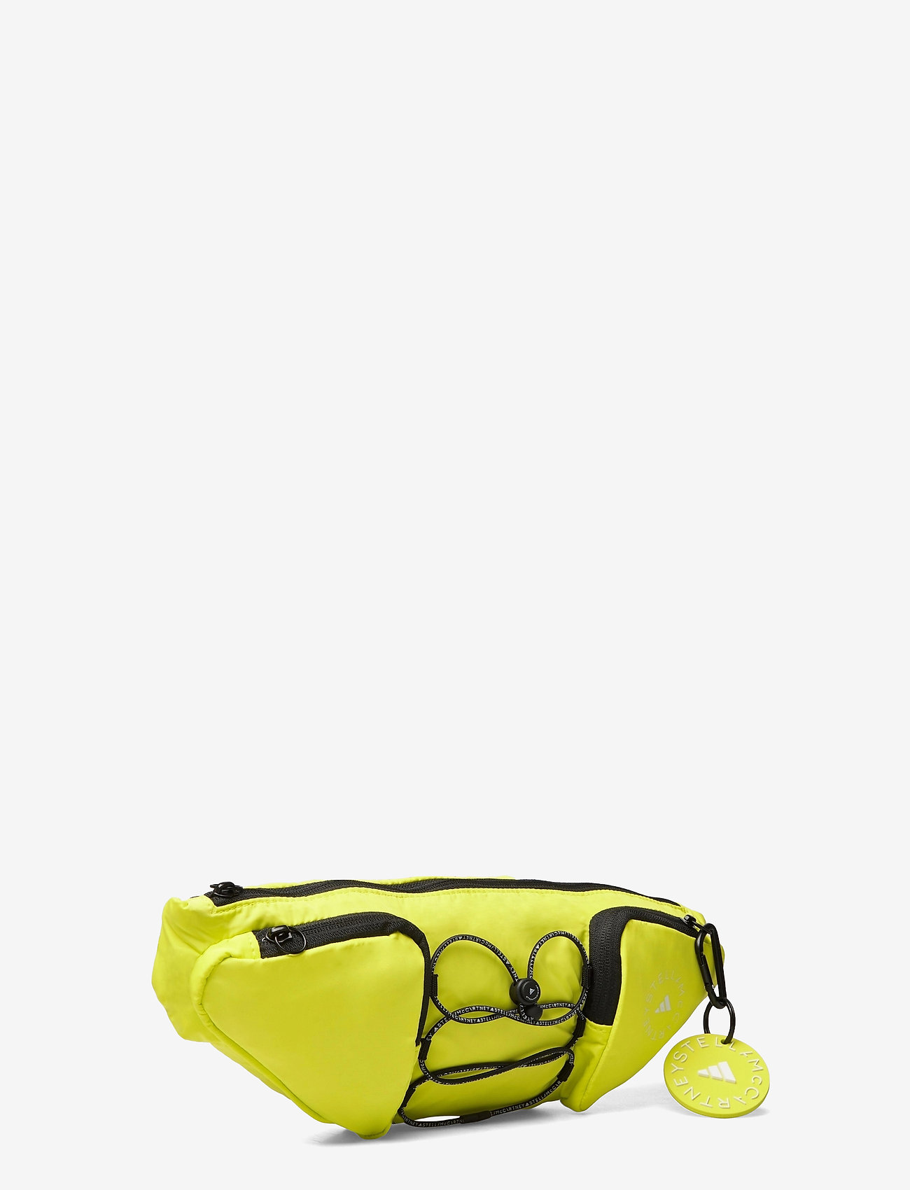 adidas by Stella McCartney - aSMC BUMBAG - belt bags - aciyel/black - 2