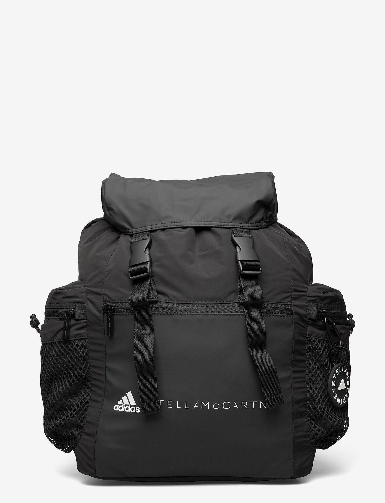 adidas by Stella McCartney - Backpack W - sport - black/black/white/whi - 0