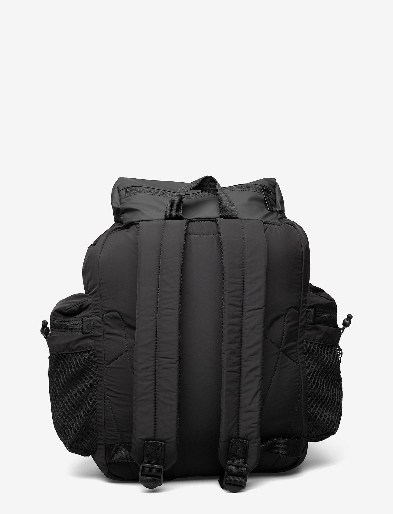 adidas by Stella McCartney - Backpack W - sport - black/black/white/whi - 1