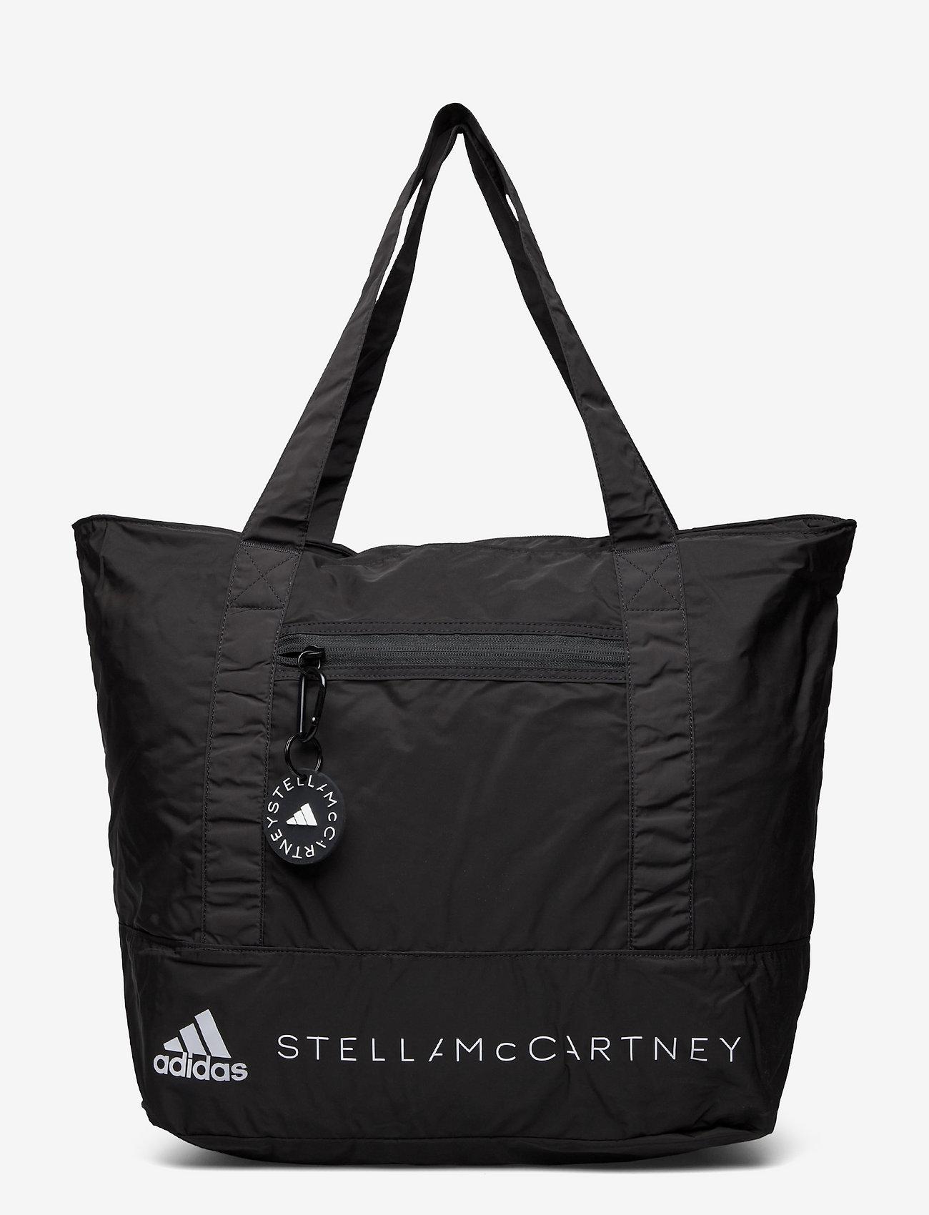 adidas by Stella McCartney - Tote Bag W - totes - black/white - 0