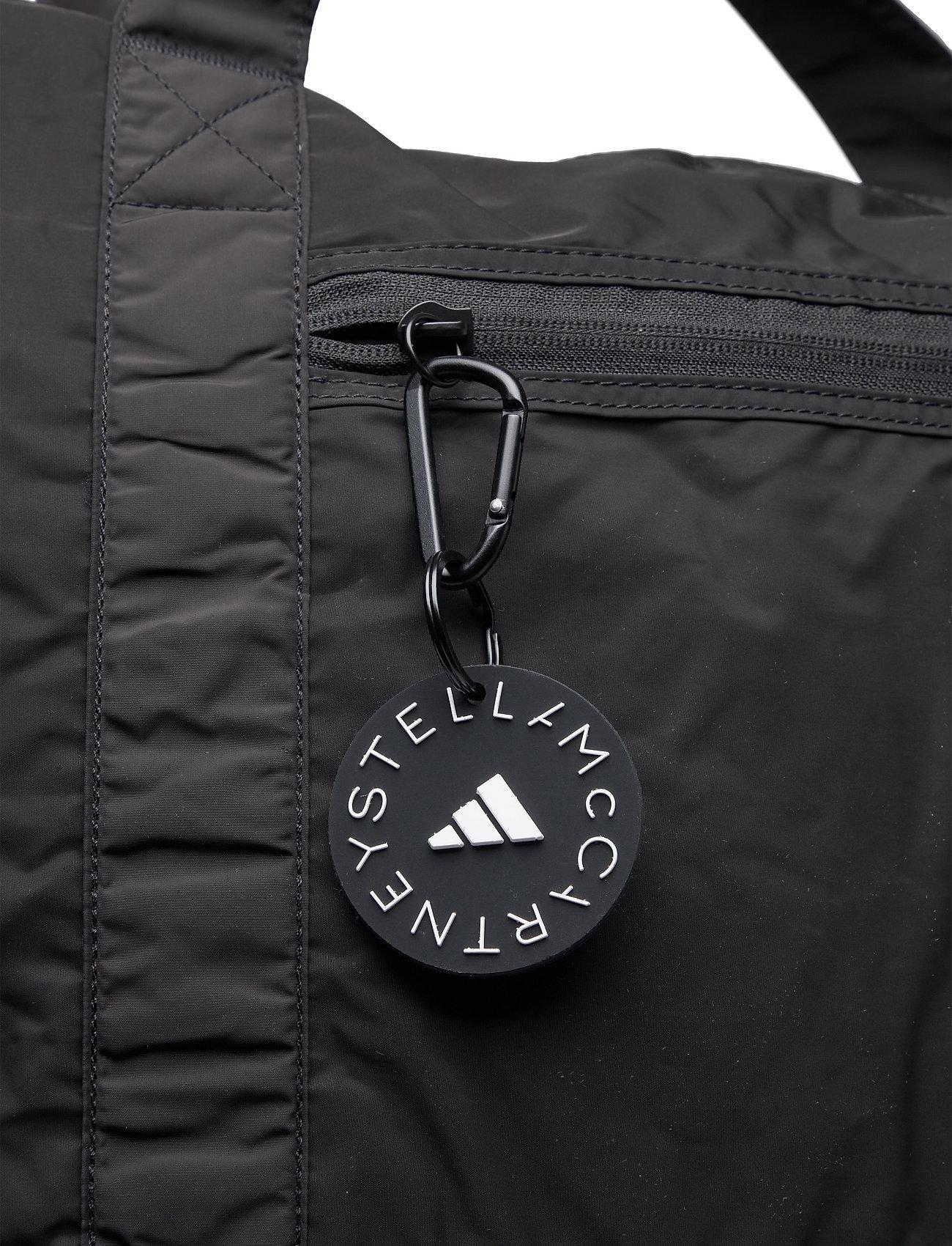 adidas by Stella McCartney - Tote Bag W - totes - black/white - 3