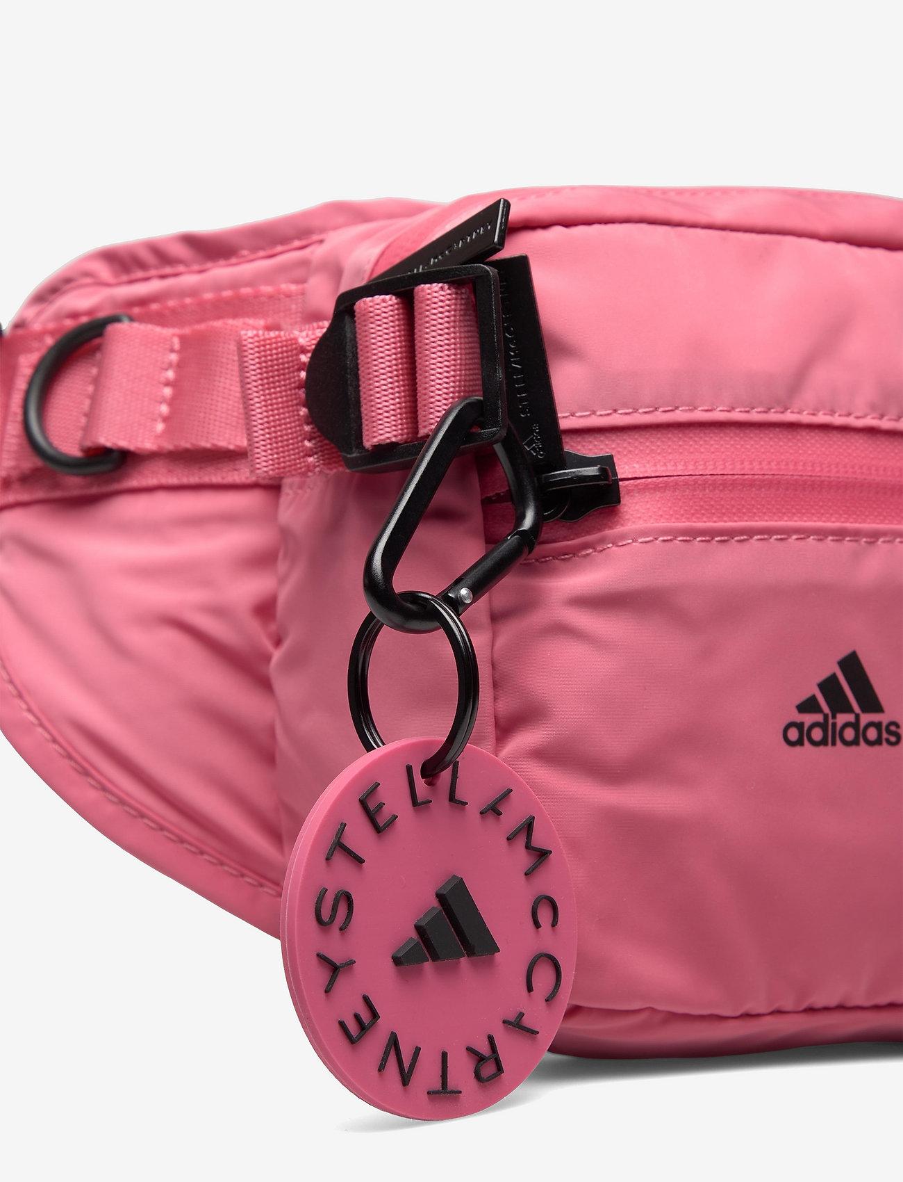 adidas by Stella McCartney - Bum Bag W - belt bags - hazros/black - 3
