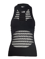 WARPKNIT TANK - BLACK