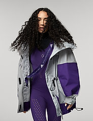 adidas by Stella McCartney - URBXTR SH JKT - training jackets - refsil/clonix/cpurpl - 0