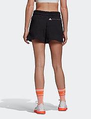 adidas by Stella McCartney - Sweat Fleece Shorts W - training shorts - black - 3