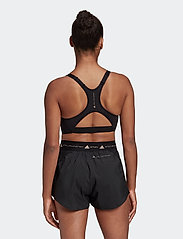 adidas by Stella McCartney - TruePurpose Medium Support Sports Bra W - sport bras: medium support - black - 3