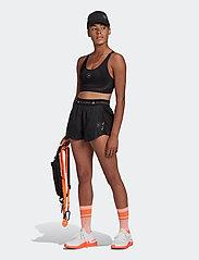 adidas by Stella McCartney - TruePurpose Medium Support Sports Bra W - sport bras: medium support - black - 4