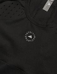 adidas by Stella McCartney - TruePurpose Tee W - t-shirts - black - 2