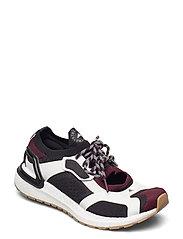 Ultraboost Sandals W - CBLACK/MAROON/CBLACK