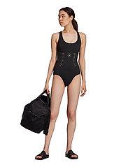 adidas by Stella McCartney - TRUEPURPOSE Swimsuit W - sports swimwear - black - 2