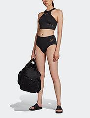 adidas by Stella McCartney - TRUEPUR BIKINIT - bikinitoppar - black - 4