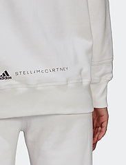 adidas by Stella McCartney - Sportswear Hooded Sweatshirt W - sweatshirts & hoodies - white - 4