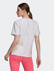 adidas by Stella McCartney - TRUESTRENGTH Loose T-Shirt W - t-shirts - white/white - 3