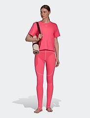 adidas by Stella McCartney - TRUESTRENGTH Loose T-Shirt W - t-shirts - sopink - 5