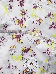 adidas by Stella McCartney - TruePurpose Allover Print Cycling Tights W - træningsshorts - white/multco - 6