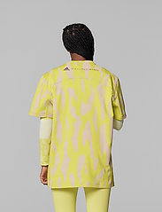 adidas by Stella McCartney - Future Playground T-Shirt W - t-shirts - aciyel/pearos - 4