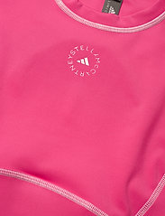 adidas by Stella McCartney - TrueStrength Yoga Crop Top W - tops & t-shirts - sopink - 2