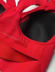 adidas by Stella McCartney - TruePace High Support Bra W - sort bras:high - vivred - 6
