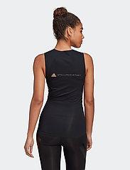 adidas by Stella McCartney - Support Core Tank Top W - sleeveless tops - black - 3