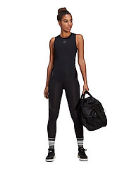 adidas by Stella McCartney - Support Core Tank Top W - sleeveless tops - black - 5