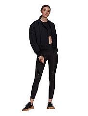 adidas by Stella McCartney - Woven Bomber Jacket W - bomberjacken - black - 6