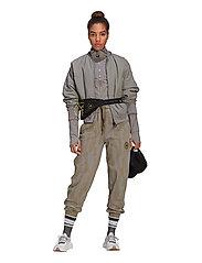 adidas by Stella McCartney - Woven Bomber Jacket W - bomber jackor - dovgry - 5