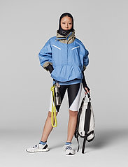 adidas by Stella McCartney - BeachDefender Midlayer Jacket W - sweatshirts & hoodies - black/stoblu - 3