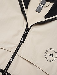 adidas by Stella McCartney - BeachDefender Run Swim Clean Cover-Up W - training jackets - talc - 5
