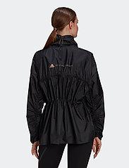 adidas by Stella McCartney - Half-Zip Mid-Length Jacket W - träningsjackor - black - 3