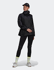 adidas by Stella McCartney - Half-Zip Mid-Length Jacket W - träningsjackor - black - 4