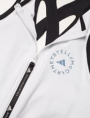 adidas by Stella McCartney - BeachDefender Trisuit W - sports swimwear - stoblu/black/white - 5